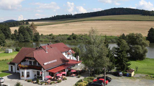 Accommodations in Všeruby